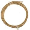 Artistic Wire - Braid 10ga Round Non-tarnish Brass 2.5ft